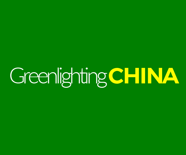 Greenlighting China