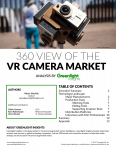 A 360 View of the Virtual Reality Camera Market