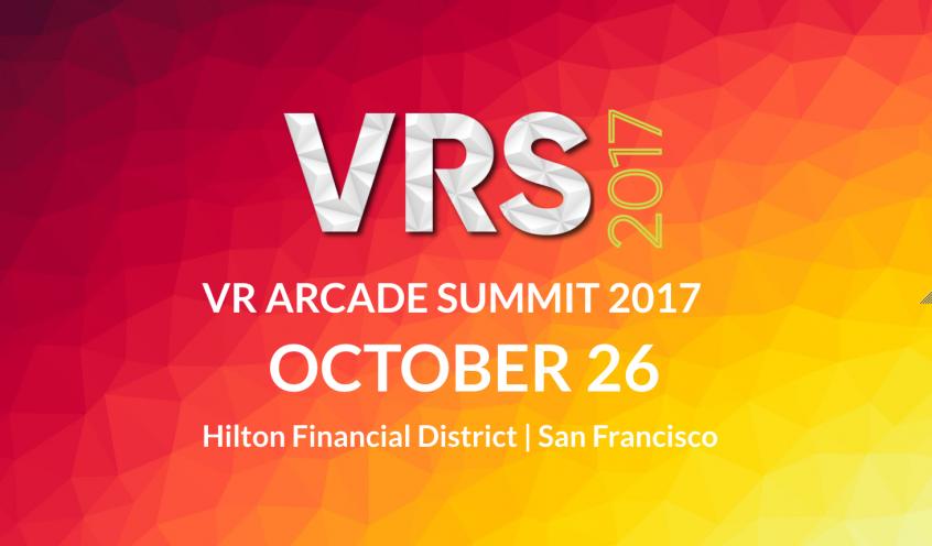 VR Arcade Summit 2017