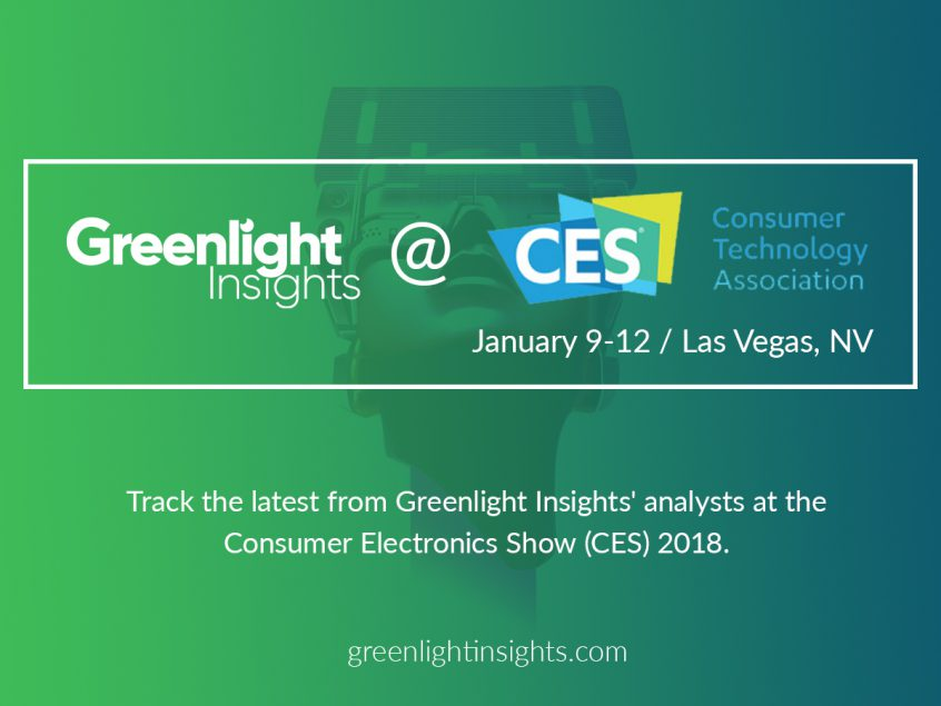 Greenlight Insights @ CES 2018