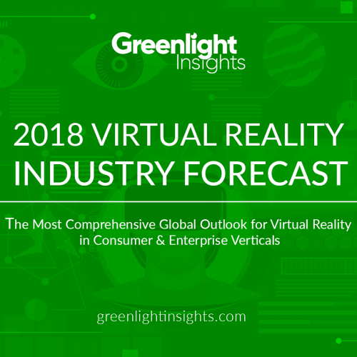 2018 Virtual Reality Total Market Forecast