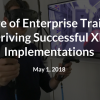 xR Training in the Enterprise - Driving Successful Implementations