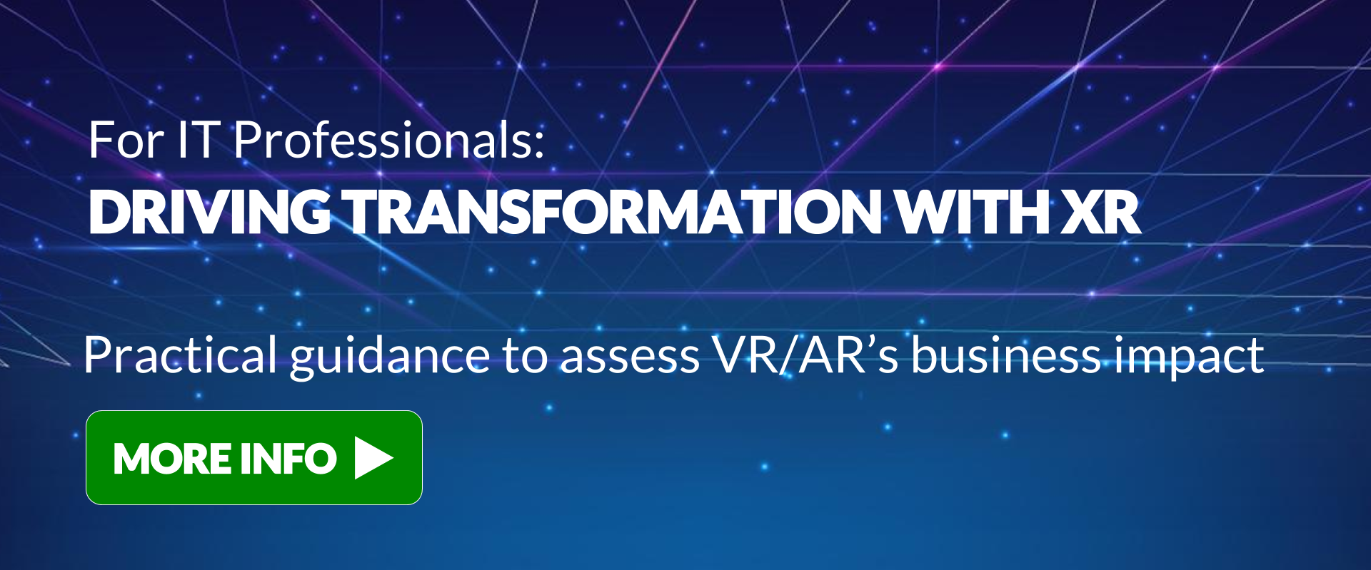 Driving Transformation with XR
