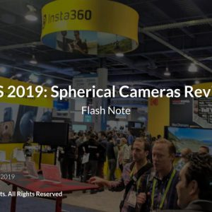 CES 2019: Spherical Cameras Review