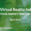 2018 Virtual Reality Total Market Forecast