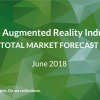 2018 Augmented Reality Total Market Forecast