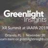 XR Summit at IAAPA 2019